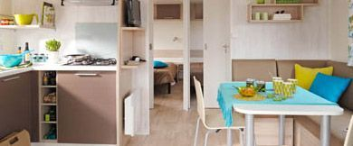 Ardèche mobil home